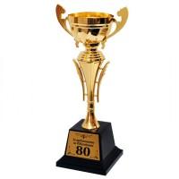 """Златна купа """"За превземането на Юбилейните 80"""""""