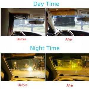 Подарък за шофьори! Сенник за кола HD Sun Visor day § night vision TV реклама!