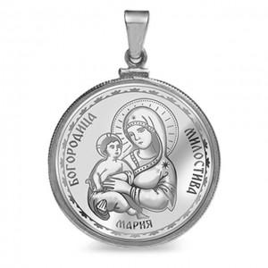"""Колекция монети """"Св. Богородица, Умиление"""""""