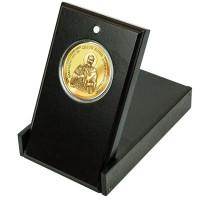 """Медал """"Свети Никола"""",  с цялостна позлата"""