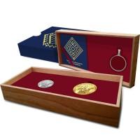 """Колекция """"Свети Димитър"""" в дървена кутия"""