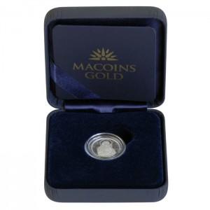 "Сребърен медал ""Света Богородица с младенеца"", 3 гр., 1.6 см"