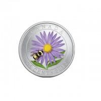 """Монета от мед и никел """"Цветна пролет"""""""