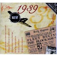 CD картичка с хитове от рождената 1939 година