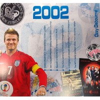 CD картичка с хитове от рождената 2002 година