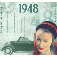 CD картичка с хитове от рождената 1948 година