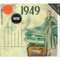 CD картичка с хитове от рождената 1949 година