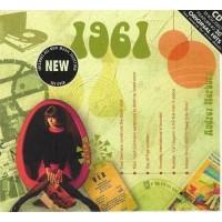 CD картичка с хитове от рождената 1961 година