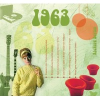 CD картичка с хитове от рождената 1963 година