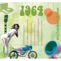 CD картичка с хитове от рождената 1964 година