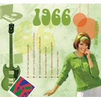 CD картичка с хитове от рождената 1966 година