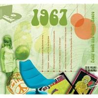 CD картичка с хитове от рождената 1967 година