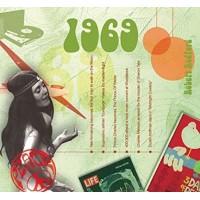 CD картичка с хитове от рождената 1969 година