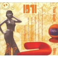 CD картичка с хитове от рождената 1971 година