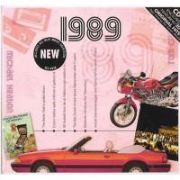 CD картичка с хитове от рождената 1989 година