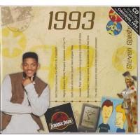 CD картичка с хитове от рождената 1993 година