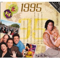 CD картичка с хитове от рождената 1995 година