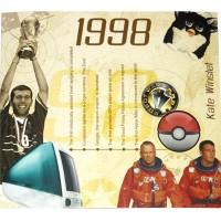 CD картичка с хитове от рождената 1998 година