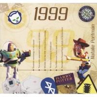CD картичка с хитове от рождената 1999 година