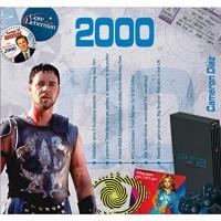 CD картичка с хитове от рождената 2000 година
