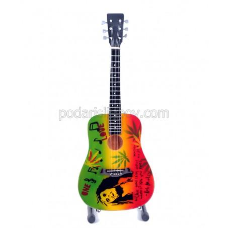 Колекционерска китара Bob Marley