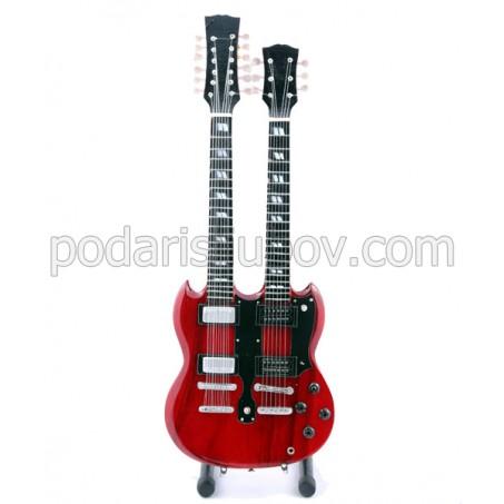 Сувенирна китара Jimmy Page (Led Zeppelin)
