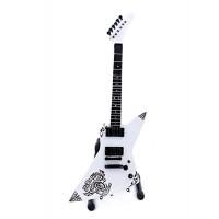 Сувенирна мини китара James Hetfield (Metallica) Papa het
