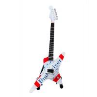 Сувенирна мини китара James Hetfield (Metallica)