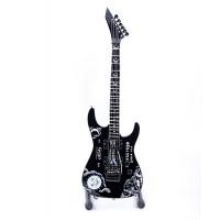 Сувенирна китара Kirk Hammett, Oujia (Metallica)