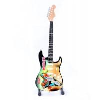 Колекционерска китара Iron Maiden