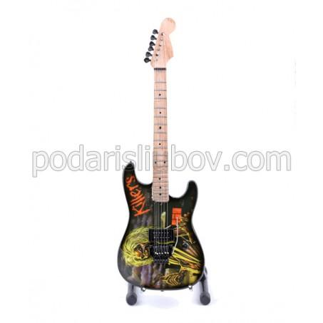 Колекционерска китара Rock Legend (Iron Maiden)
