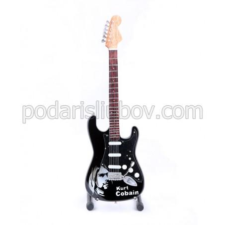 Колекционерска китара Kurt Cobain