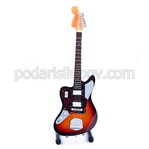 Сувенирна китара Kurt Cobain (Nirvana)