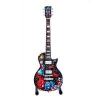Сувенирна китара Kulture Graphics (Metallica)