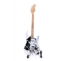 Сувенирна китара Michael Jackson