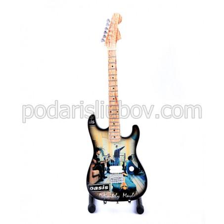 Сувенирна китара за колекционери, Oasis