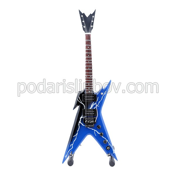 Сувенирна китара Dimebag Darrell (Pantera)
