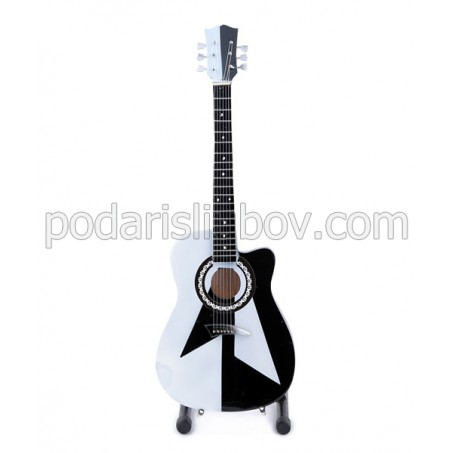 Сувенирна китара Scorpions