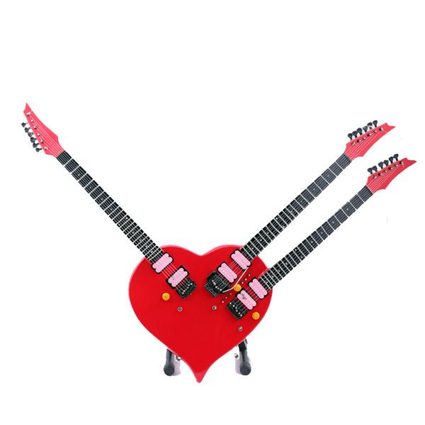 Сувенирна китара Steve Vai (Whitesnake)