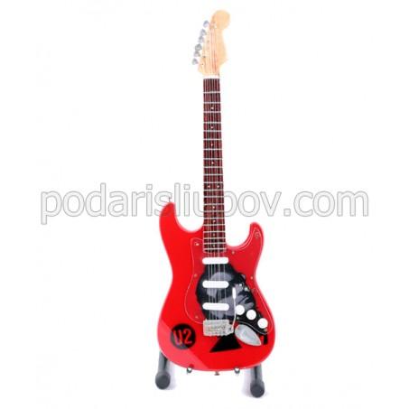 Колекционерска китара U2
