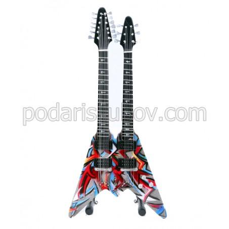 Сувенирна китара Dave Mustaine - Megadeth