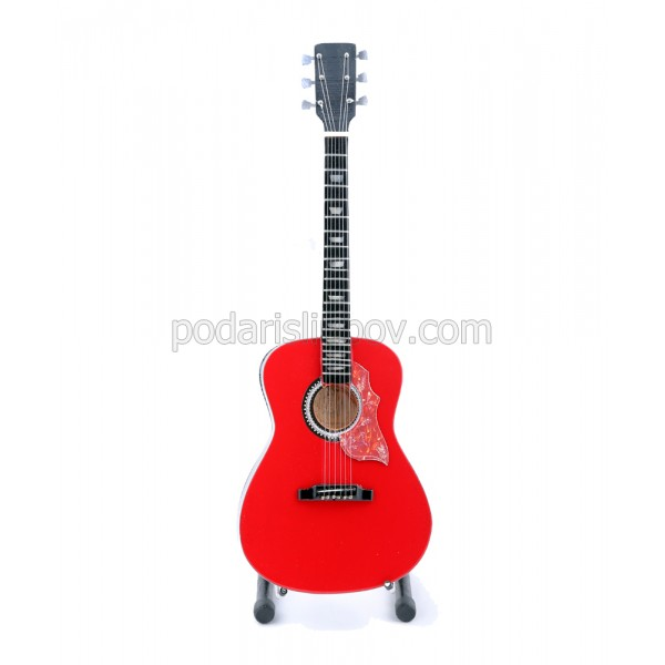 Сувенирна китара Sheryl Crow