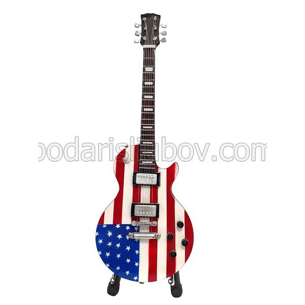 Сувенирна китара Aerosmith