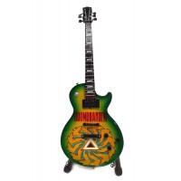 Колекционерска мини китара Soundgarden