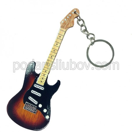 Ключодържател Richie Blackmore (Deep Purple, Rainbow)