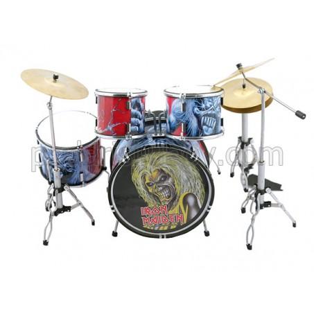 Мини сет барабани Iron Maiden