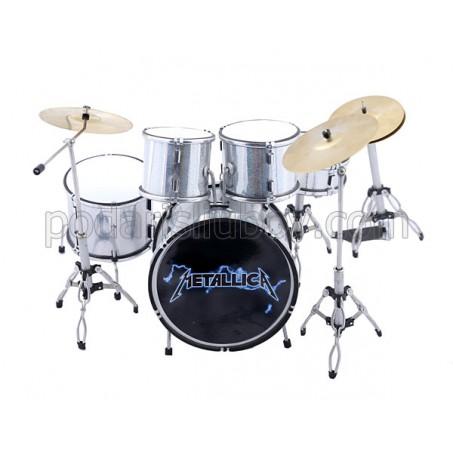 Мини сет барабани Metallica