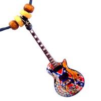 Колие с мини китара Zakk Wylde (Ozzy Osbourne)