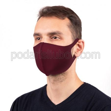 Мъжка неопренова маска за многократна употреба