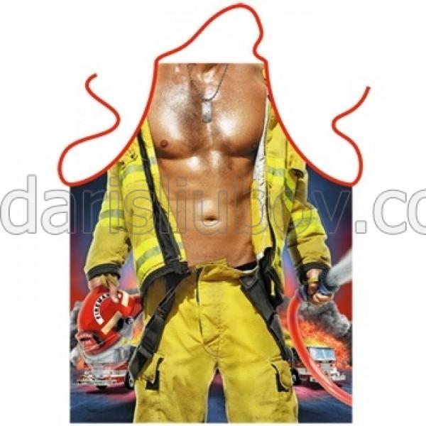 """Престилка за готвене """"Пожарникар"""""""